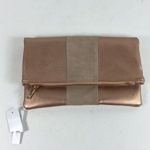 BP Nordstrom Fold Over Clutch Bag